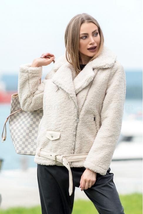 Палто White Deco 062074