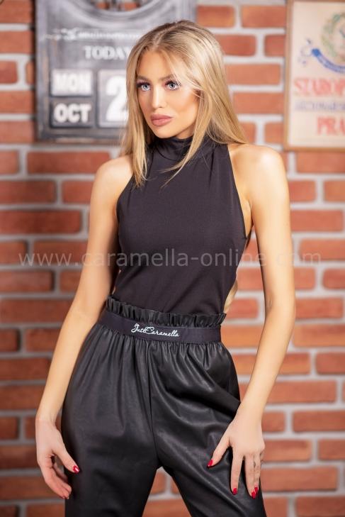 Блуза-боди Casual Black 022484
