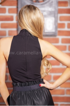 Блуза-боди Casual Black