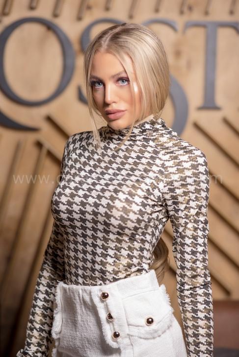 Блуза-боди Gold Pepit 022486