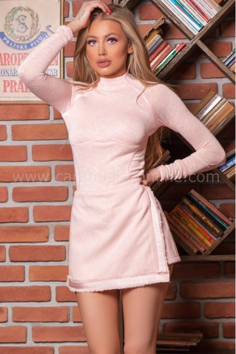 Пола-панталон Soft Pink 032211