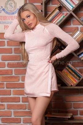 Пола-панталон Soft Pink