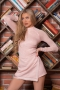 Блуза-боди Soft Pink 022495 1