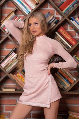 Блуза-боди Soft Pink