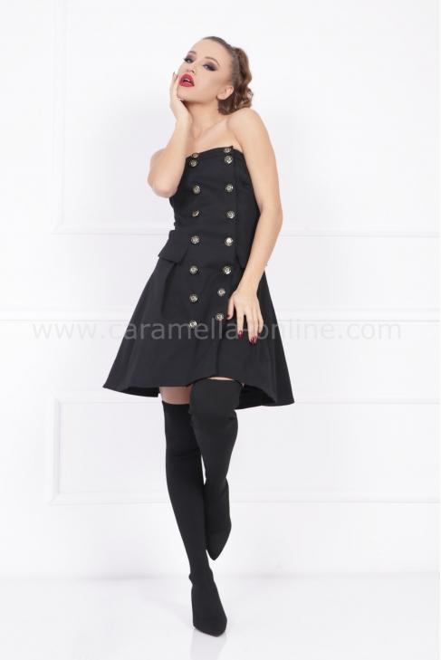 Рокля Amelia Black 012679
