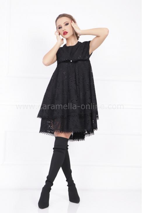 Рокля Black Ribbon 012681