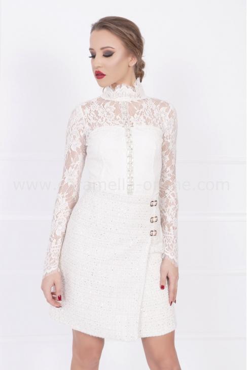 Блуза-боди Avary Lace 022501
