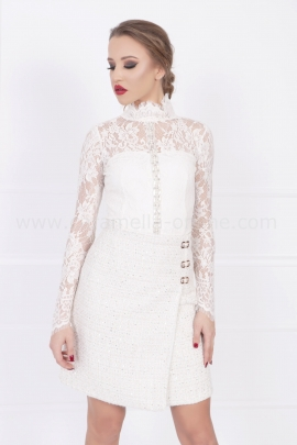 Блуза-боди Avary Lace