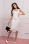 Рокля White Fashion 012690 3