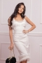 Рокля White Fashion 012690 2