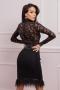 Блуза-боди Black Lace 022512 2