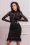 Блуза-боди Black Lace 022512 5