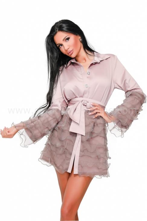 Риза-рокля Milano Ashes 012703