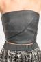 Кожено бюстие Luxury Leather 022526 6