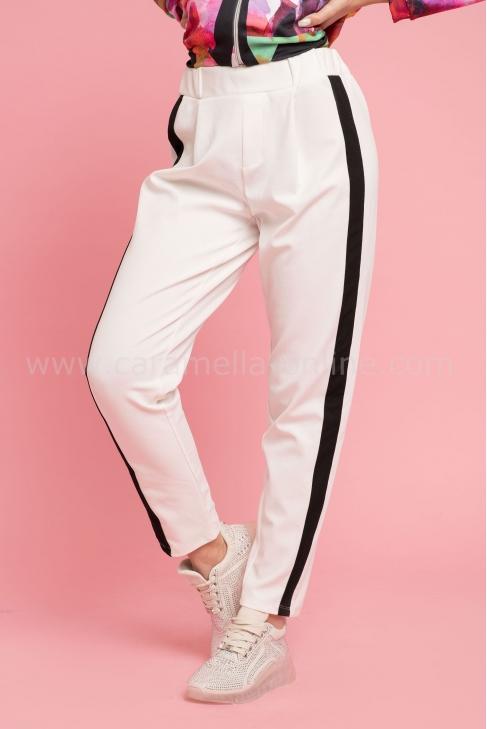 Спортен панталон Casual White 032239