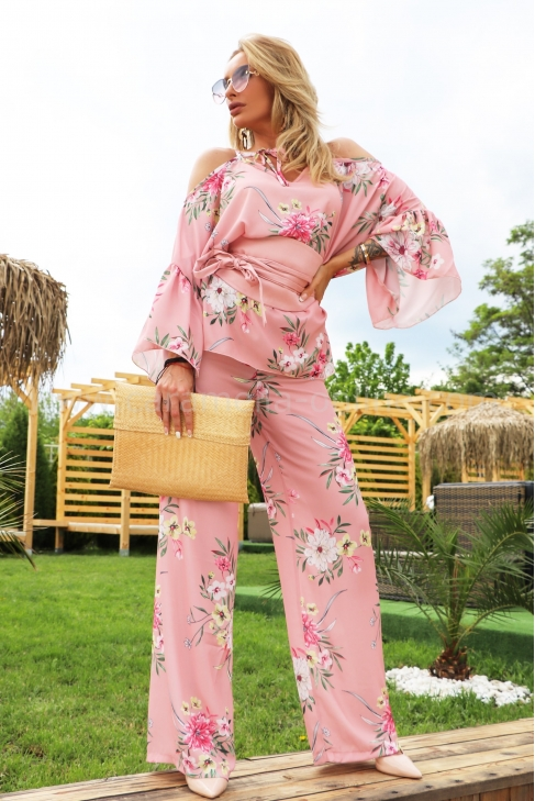 Сет Pink Flowers 082166