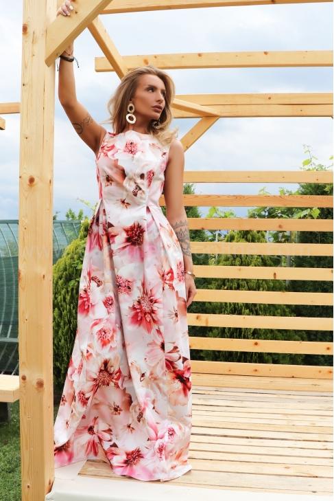 Рокля Fleur Romantic 012719