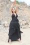 Рокля Under Black Dress 1