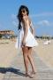 Рокля White Dress 012728 4