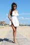 Рокля White Dress 012728 5