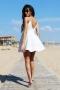 Рокля White Dress 012728 6
