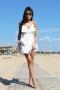 Рокля White Dress 012728 7