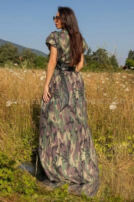 Рокля Camouflage Denim