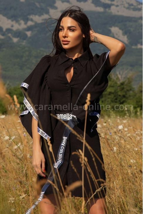 Риза-рокля Exess Black 012738