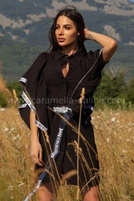Риза-рокля Exess Black