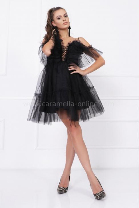 Рокля Tull Black 012744