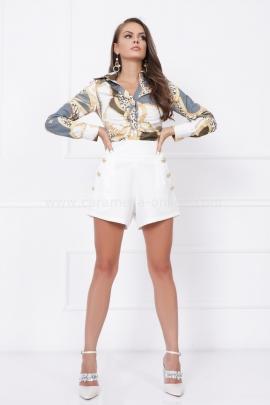 Панталон Chic White