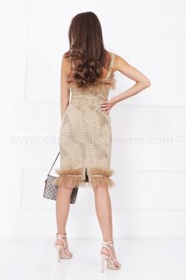 Рокля Nude Fashion