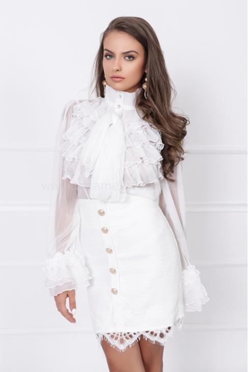 РИЗА WHITE ROMANCE 022554