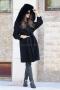 Кашмирено палто Hearted Girl 062087 5