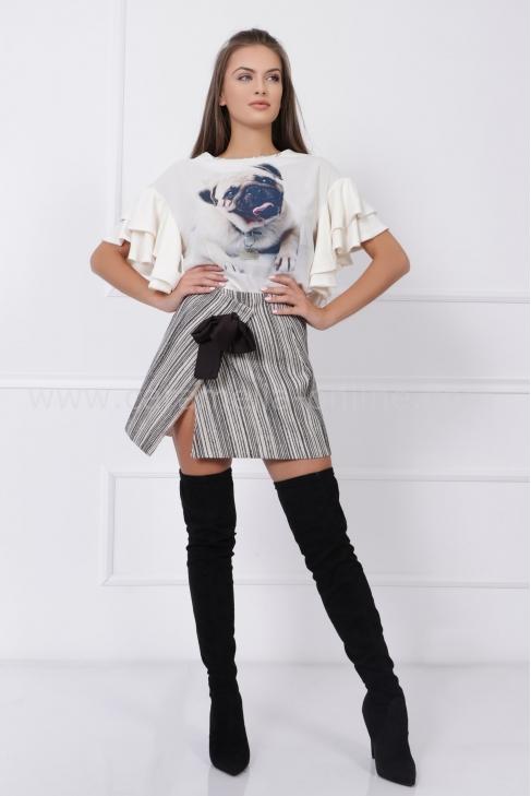 Пола Boucle Black&White 032254