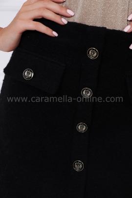 Пола Black Wool