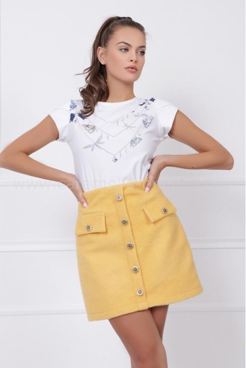 Пола Yellow Wool 032260
