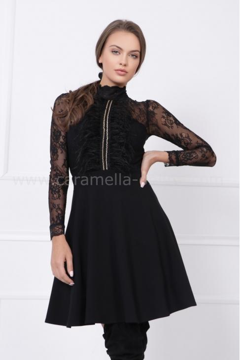 Рокля Black Pearl 012757