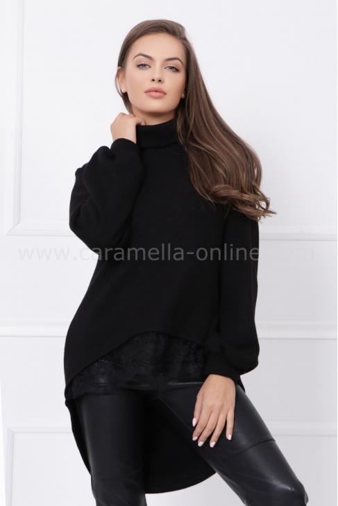 Туника от кашмир Soft Wool 022557
