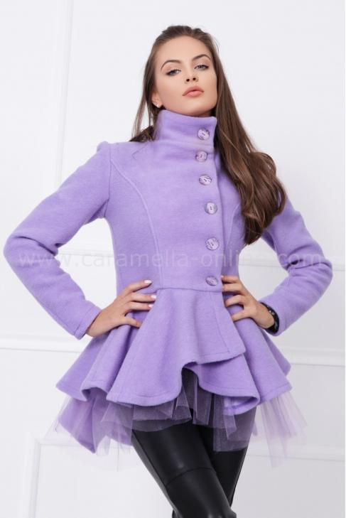 Палто-жилетка Violetta 062090