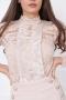 Блуза - Боди от дантела Nude 022558 2