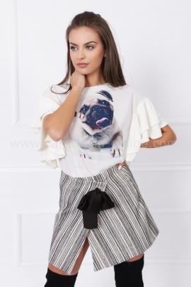 Блуза от шифон Mops