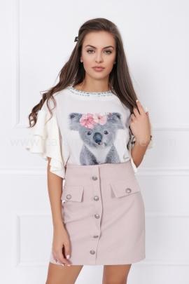 Блуза от шифон Sweet Koala