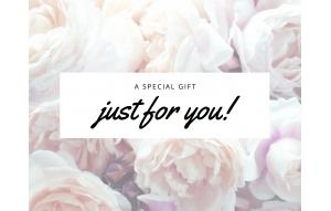 Специален подарък за теб