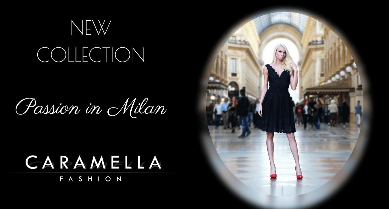 Виж най-новата ни колекция, заснета в столицата на модата - Милано!