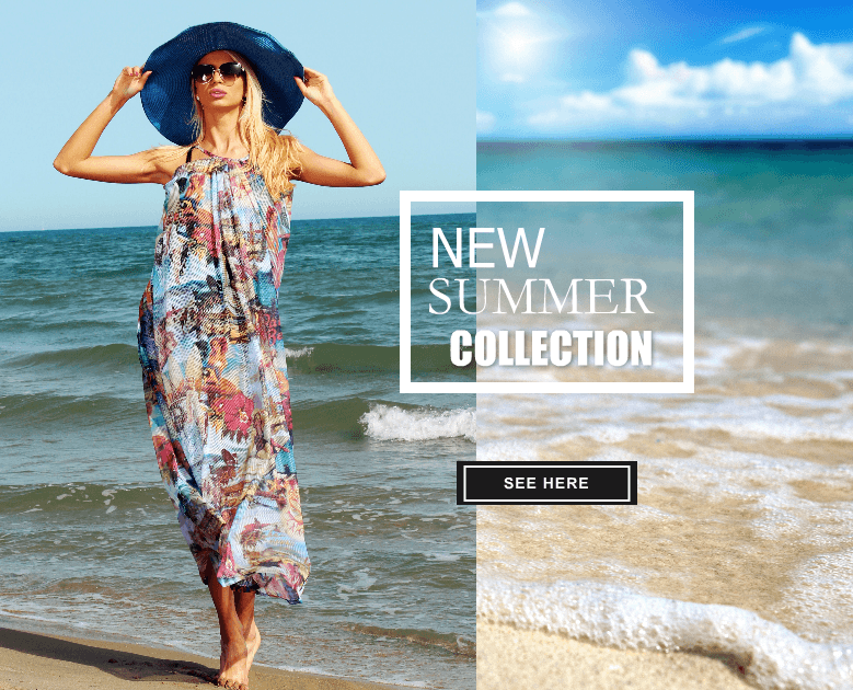 Discover our new hot summer collection. Buy here now